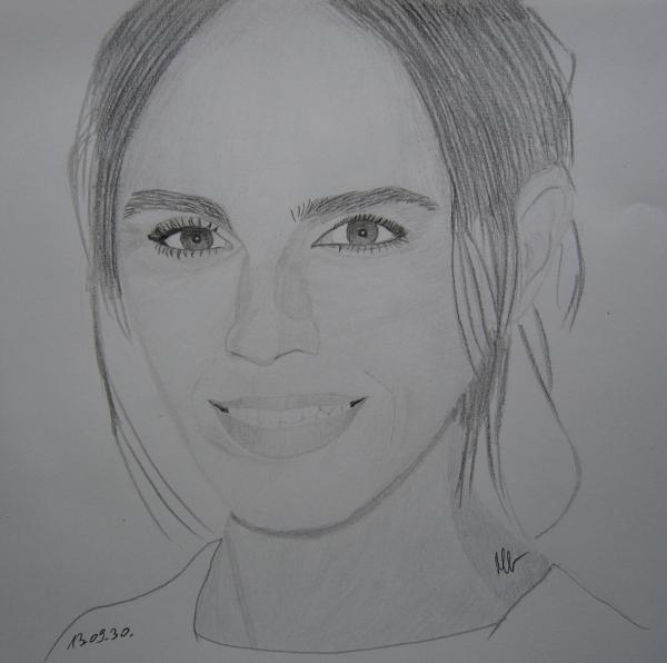 Emma Watson par mg34